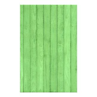 Artigos de papelaria da madeira do Natal