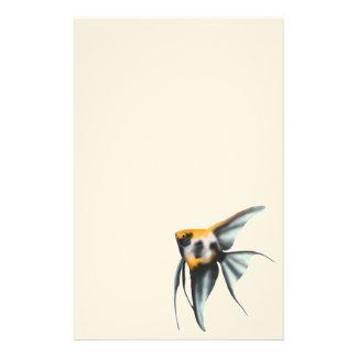 Artigos de papelaria do Angelfish de Koi