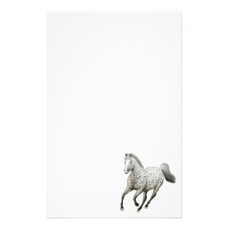 Artigos de papelaria do cavalo do Appaloosa do leo