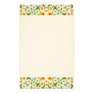 Artigos de papelaria dos Daffodils de Millifiore