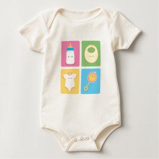 Artigos do bebê de Kawaii Body Para Bebê