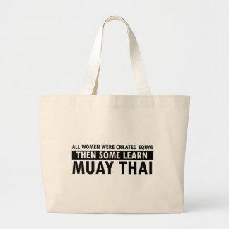 Artigos tailandeses do presente de Muay Bolsa De Lona