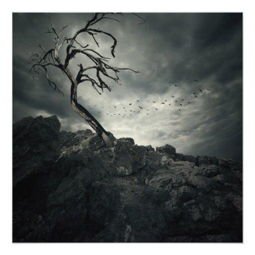 Árvore Impressão De Fotos