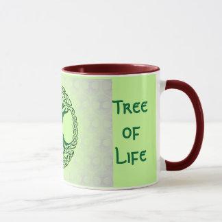 Árvore da caneca da vida