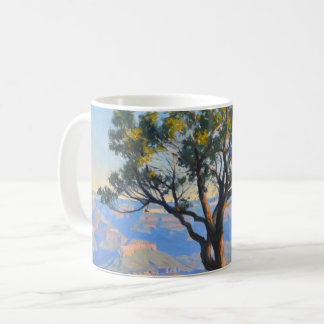 Árvore da caneca de café da vida