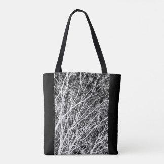 Árvore da sacola bolsas tote