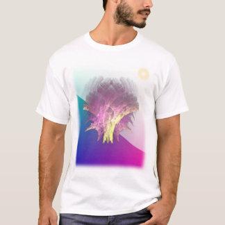 Árvore da vida do Fractal Camiseta