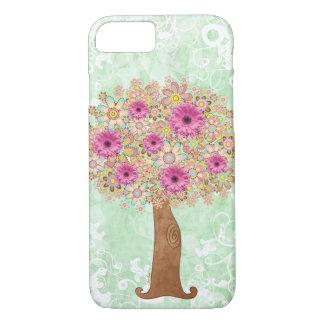 Árvore das flores capa iPhone 7