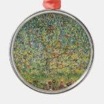 Árvore de Apple por Gustavo Klimt, arte Nouveau do Ornamentos Para Arvore De Natal