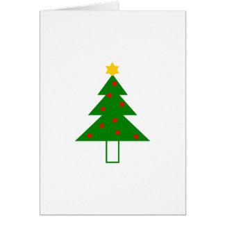 """""""árvore de natal"""" postal de natal"""