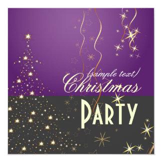 Árvore de Natal Sparkling de PixDezine Convites Personalizado