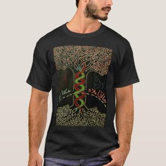 Árvore de Sunglass do turbante Camiseta