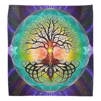 Árvore do Bandana da vida