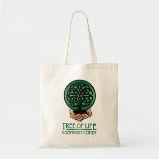 Árvore do bolsa do centro comunitário da vida