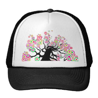 Árvore do chapéu da vida boné