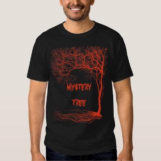 Árvore do mistério t-shirt