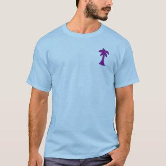 Árvore do Palmetto de South Carolina Camiseta