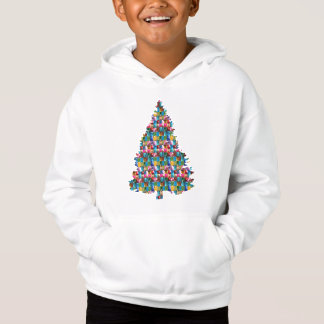 Árvore enchida GEMA do XMAS:  Feliz Natal