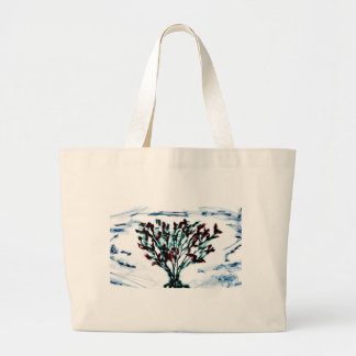Árvore ereta bolsa
