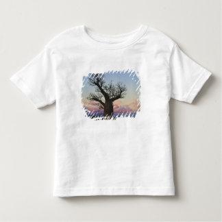 Árvores do Baobab, Berenty, Toliara, Madagascar Camiseta Infantil