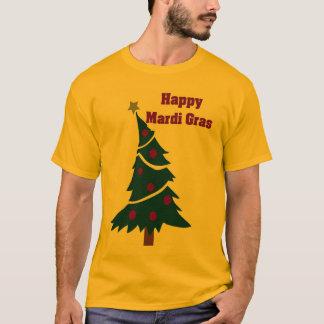 Árvores do carnaval camiseta