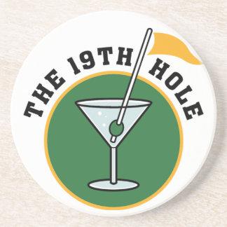 As 19as portas copos do furo porta copo para bebidas