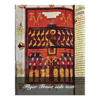 As almas dos mártir por Meister Pedro (o melhor Qu Modelo De Panfleto