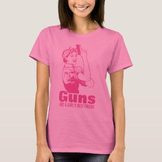 As armas são uma camisa do melhor amigo das