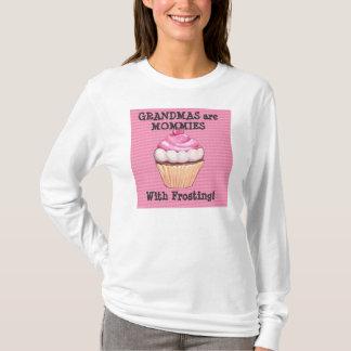 As avós são mamãs com geada da camisa de T