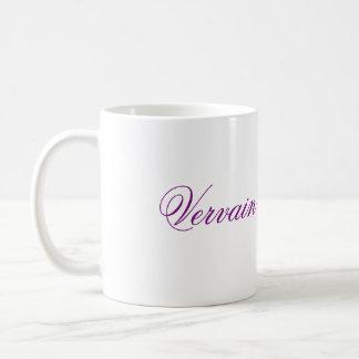 As bebidas de Vervain da caneca dos E.U. TVSeries