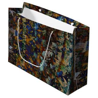 As belas artes deixam o grande saco do presente sacola para presentes grande