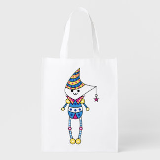 As bolsas bonitos do personagem de desenho animado