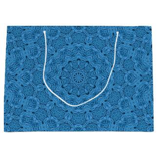 As bolsas coloridas do presente do nó decorativo sacola para presentes grande