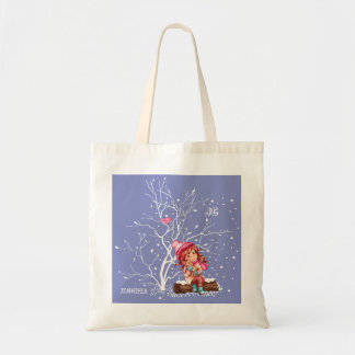As bolsas conhecidas do presente do Natal do