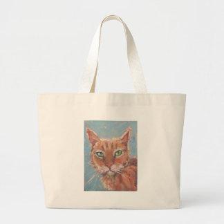 As bolsas da galeria da cauda de gato