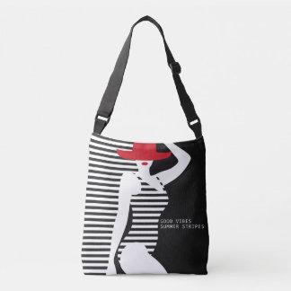 As bolsas da mulher do verão