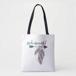 As bolsas das senhoras bonitas boémias