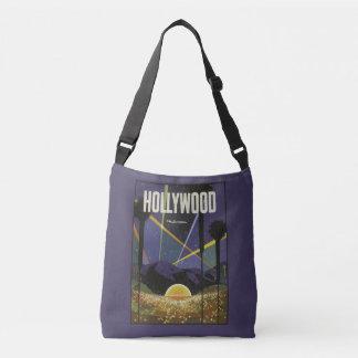 As bolsas das viagens vintage de Hollywood EUA