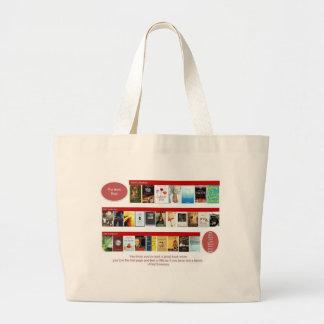 As bolsas de livro V2 - personalizadas