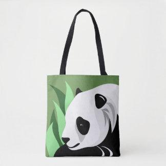 As bolsas do amante do urso de panda