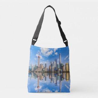 As bolsas do beira-rio de Shanghai