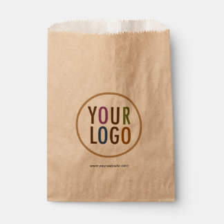 As bolsas do favor de Kraft com o logotipo feito Sacolinha