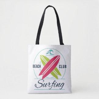 As bolsas do surfista