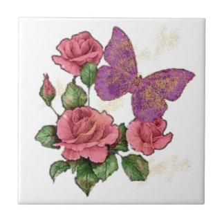 As borboletas são azulejo livre