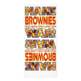 As brownies fazem X 10.16 X 22.86cm Panfleto