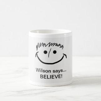 As canecas que inspiradas de Wilson Wilson diz