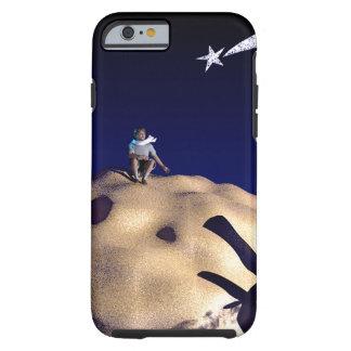As capas de iphone PEQUENAS da ARTE do PRÍNCIPE Capa Tough Para iPhone 6