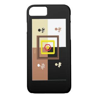 as capas de iphone pontilham linhas do n