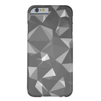 As capas de iphone pretas e cinzentas do teste