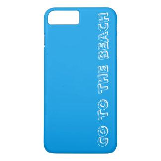 As capas de iphone vão à praia